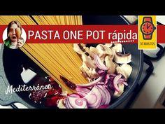 Pasta ONE POT mediterránea / Recetas de pastas - Paulina Cocina - YouTube