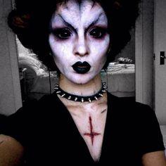 Demon Makeup! by ellie35x