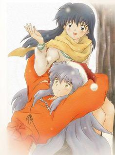 Inuyasha y Kagome ^u^