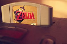 Legend of Zelda: Ocarina of Time. Greatest Game in Existence!