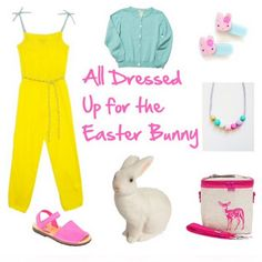 Who's ready to go find themselves some chocolate eggs? #Easter #ministyle #soyoungstyle #ootd #fun