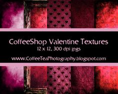 Textures, Overlays, and Digital Paper