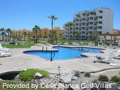 Every Casa Blanca Golf Villa Has A Beautiful View Of The Sea Cortez As Well Our Central Park Area Experience Rocky Point Mexico Vacation At