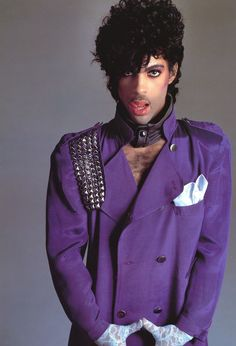 Prince - yes back in the day I was A HUGE Prince fan!