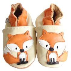 Weiche Leder Baby Schuhe Fuchses 12-18 monate: Amazon.de: Baby