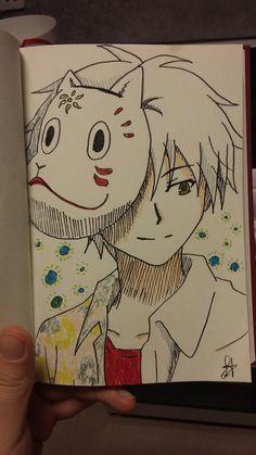 One of my favorite anime movies ever ❤ Hotarubi no mori e ❤ Gin