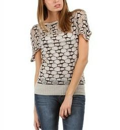 Love, love, love this shirt. Cool sleeves & it's comfy & cute!