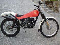 Montesa Trials bike