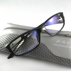 Computer Reading glasses Eyewear Resin Lens UV protection Anti-radiation/Strain…