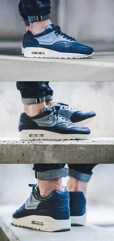 #Nike #AirMax 1 Pinnacle #Ocean #Fog