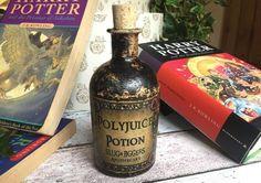 Polyjuice Potion. Ha