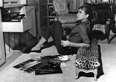Audrey Hepburn, 1950s