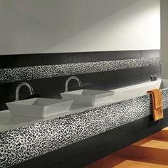 Otro leopardo en mi baño | #Decoracion