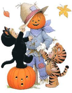 ILUSTRACIONES de Halloween de Imágenes Gifs transparente Fondo estafa