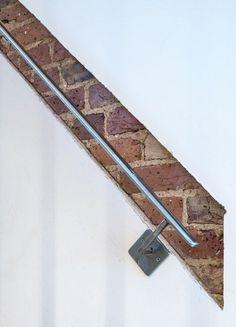 Brick wall detail: