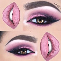 "So incredibly beautiful! ✨✨ @littledustmua @littledustmua @littledustmua ✨✨ @anastasiabeverlyhills liquid lipstick in ""Dolce"" on lips #amazing #auroramakeup #anastasiabeverlyhills #beauty #beautiful #eyes #eyemakeup #fashion #girls #instamood #instalove #lips #makeup #maquiagem #mua #maquillage #maccosmetics #lipstick #motivecosmetics #pretty #stunning #instamakeup #urbandecay #universodamaquiagem #universodamaquiagem_oficial #vegas_nay #makeupaddict #wedding #littledustmua"