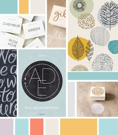 Client Moodboard - Betty Red Design | Blog