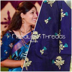 Blouse Patterns, Blouse Designs, Dress Designs, Embroidery Motifs, Embroidery Designs, Saree Blouse, Sari, Zardosi Work, Indian Blouse