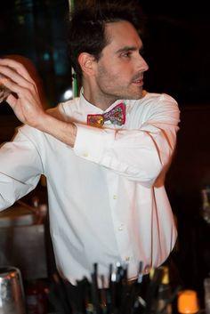 Le.Bowtie . NUBA NIGHT CLUB BARCLONA  PAJARITAS ECHAS A MANO EN BARCELONA  www.lebowtie.com