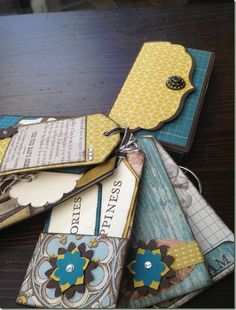 Tag book by Teri