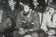 Comandante Camilo cienfuegos