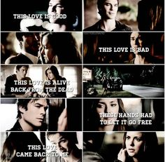 This Love by Taylor Swift about Delena