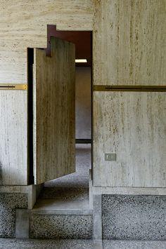Fondazione Querini Stampalia,  Architecture by Carlo Scarpa