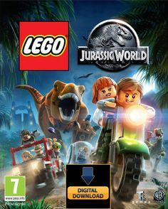 f43cf2cd LEGO Jurassic World Wii U Jurassic World Pc, Lego Jurassic World Videos,  Jurassic Park