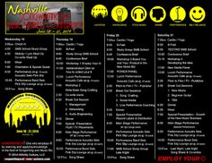 Nashville Songwriting an Music Business Conference Schedule http://songwritingandmusicbusiness.com/conference #songwriter #event