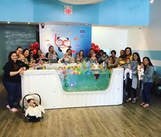 Wonder how will your baby have a longer sleep, relax, ease gas, colic and constipation? Call Us Today . Baby Spa, Baby Messages, Baby Float, Chiropractic Treatment, Massage Center, Mini Pool, Spa Offers, Twin Girls, Toronto Wedding