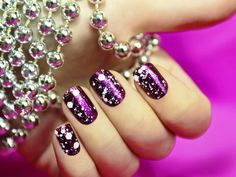 Nail Art Designs For Young Girls 2014-15   Fashion in PK Style