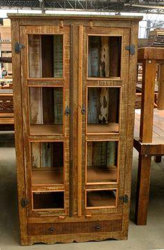 armário madeira de demolição