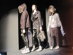 GSA Fashion Show 2014 Chris Mcburney Glasgow