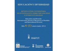 EDUCACIÓN Y DIVERSIDAD : REVISTA INTERUNIVERSITARIA DE INVESTIGACIÓN SOBRE DISCAPACIDAD E INTERCULTURALIDAD