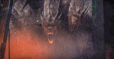 King Ghidorah Godzilla Vs King Ghidorah, Skull Island, To Love Ru, Dragon's Lair, Mother Of Dragons, Pacific Rim, King Kong, How Train Your Dragon, Random