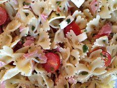 Salade de pâtes à l'italienne : Recette de Salade de pâtes à l'italienne - Marmiton