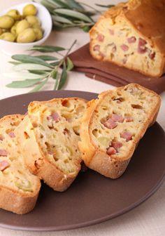 plumcake salato formaggio prosciutto