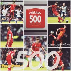 The 500 Club - Steven Gerrard