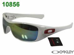 1a85ce5fefe2ea Oakley Pas Cher Antix blanc lunettes de soleil iridium de glace - Lunette  Oakley