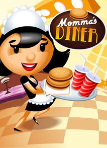 Can you help momma make her diner the best one in town??