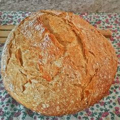Pão artesanal 😀