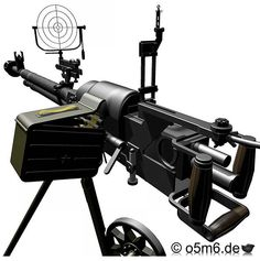 Engines of the Red Army in WW2 - 12.7mm DShK Heavy Machine Gun