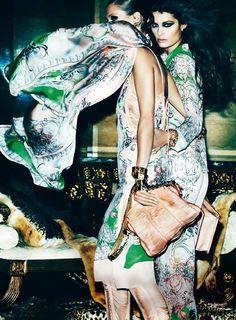 pretty nice d9947 d01f4 Roberto Cavalli S S 2013 Ad Campaign Chicano, High Fashion, Fashion Beauty,