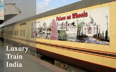 Palace on Wheels with Majestic Trend Hospitality and Incredible India