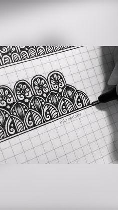 Mandala Art Therapy, Mandala Art Lesson, Mandala Artwork, Mandala Painting, Mandala Pattern, Zentangle Patterns, Mandala Design, Zen Doodle Patterns, Tribal Drawings