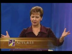 Joyce Meyer - Spending Time With God