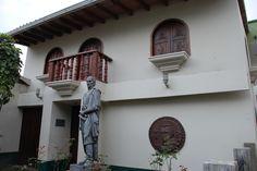 Museo casa del balcón de Simón Bolívar