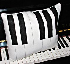 Piano pillow