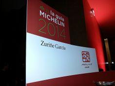 Guía Michelin 2014 en Bilbao, Museo Guggenheim