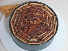 Bisküvili Pasta Tarifi Yapılış Aşaması 9/16 Apple Pie, Breakfast, Desserts, Pizza, Food, Morning Coffee, Tailgate Desserts, Deserts, Essen